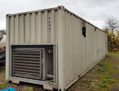 2012 De Detrich Water Heating System