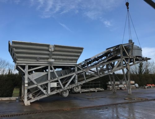 2012 Mobile Wet Batching Plant (SOLD)