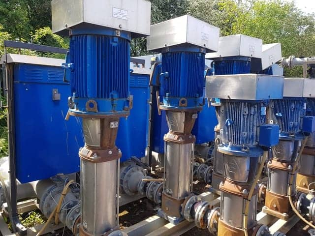 Complete Water Pumping System