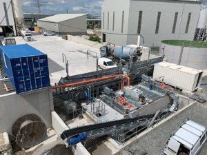 Concrete Recycler